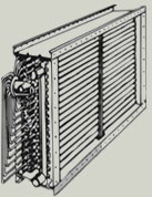 Radiator For Textile Industry